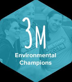 2.7M environmental champions