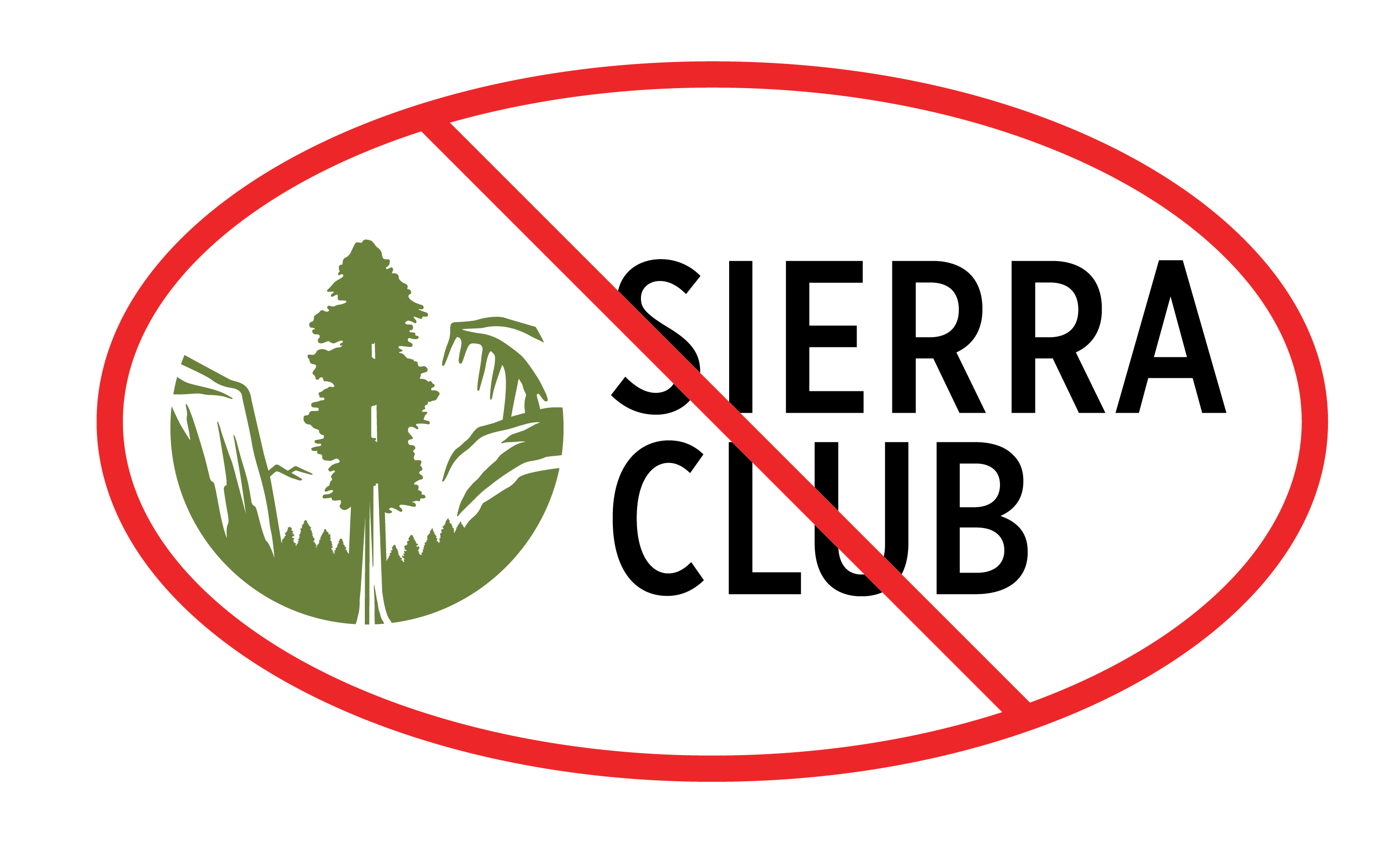 Sierra Club logo not permitted for use