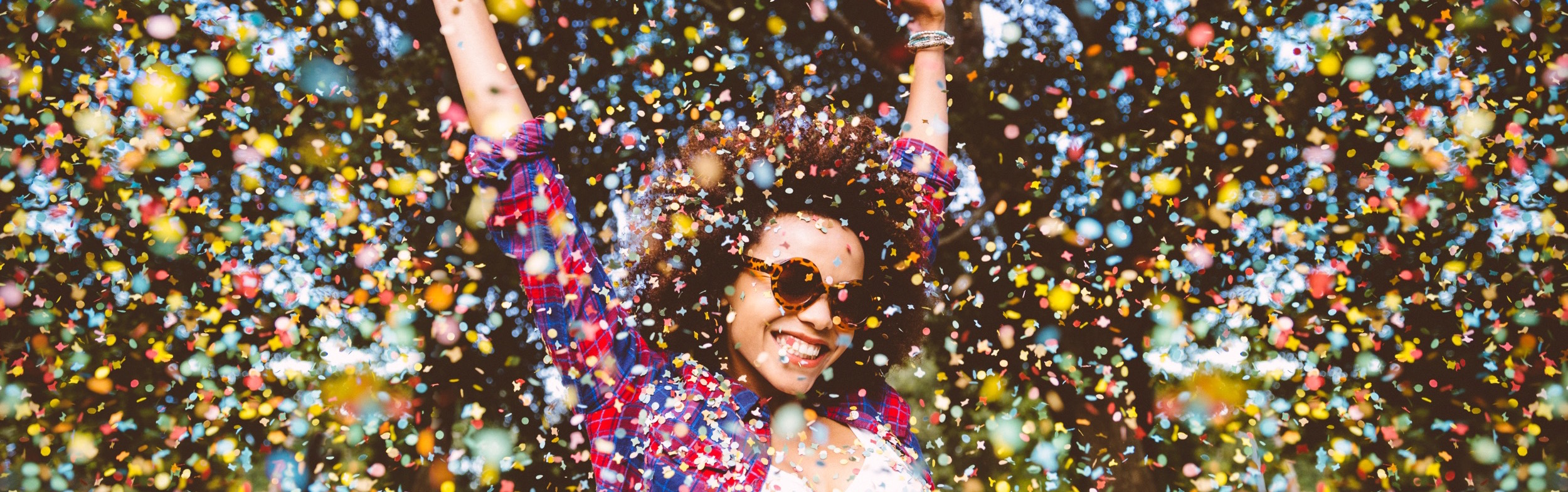 celebration girl