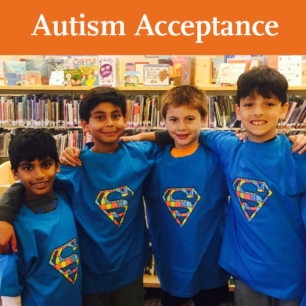Supporting autism awareness in schools and communities